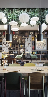 CitizenM Redesign